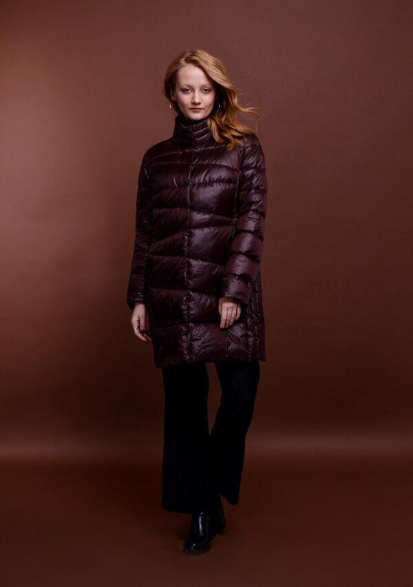 Длинная куртка Monte Cervino